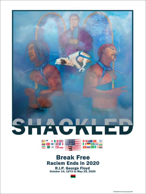 "Shackled 24"""